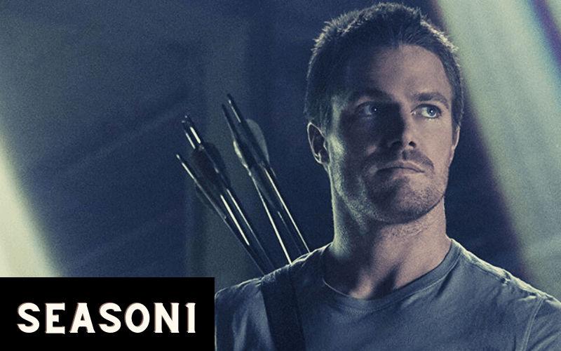 Index of Arrow Season 1