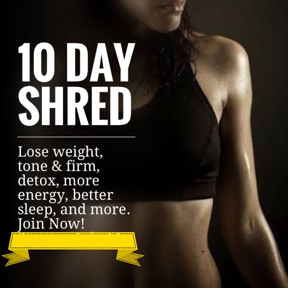 10 Day Shred Sweaty Woman with nice absjpg