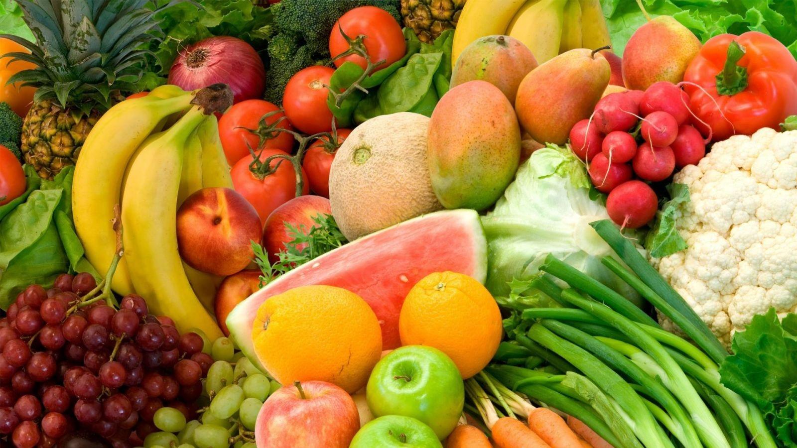 Thực phẩm giàu chất xơ, vitamin