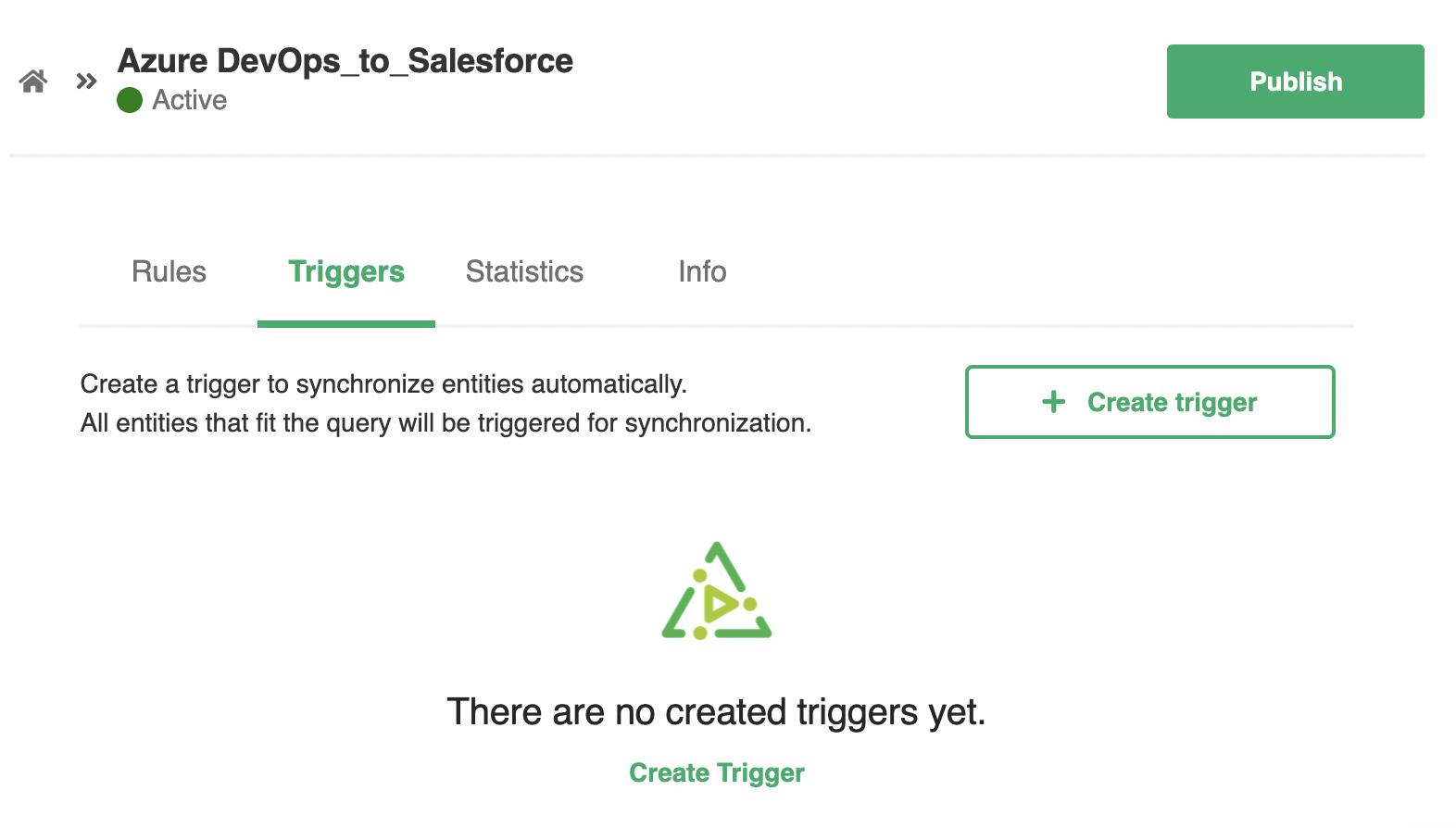 create azure devops salesforce integration triggers