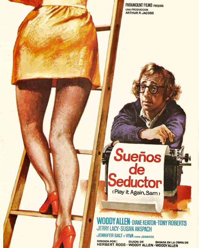 Sueños de un seductor (1972, Herbert Ross)