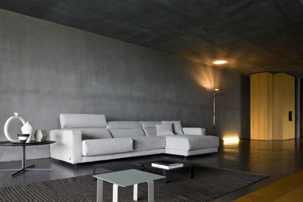 Sơn tường bê tông PUKACO - sản phẩm tạo vân tự nhiên