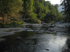 Златаришка река - проходът Боаза