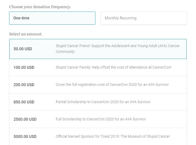 donation-tiers-raise-more-through-website