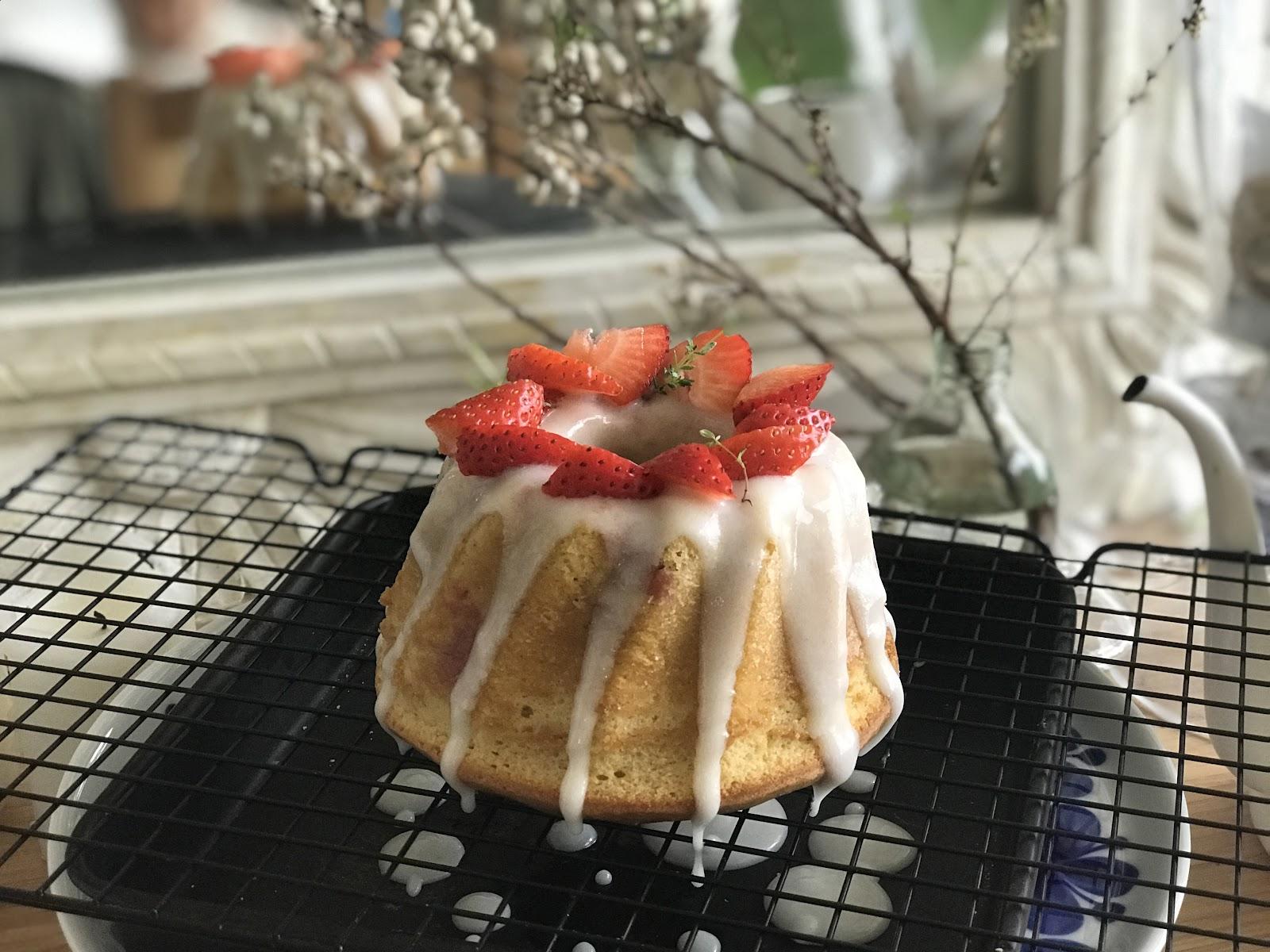 草莓蛋糕 食譜 香甜生活