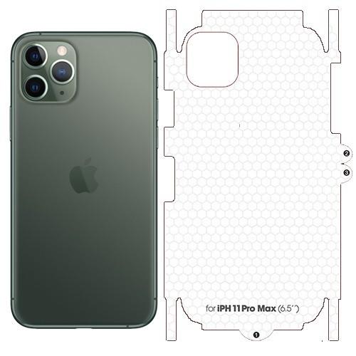 Miếng Dán Nhám PPF Full Viền Mặt sau cho iPhone 11 Pro Max