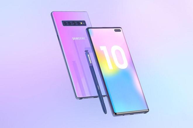 Galaxy Note 10 sac nhanh gap doi Galaxy S10? hinh anh 1