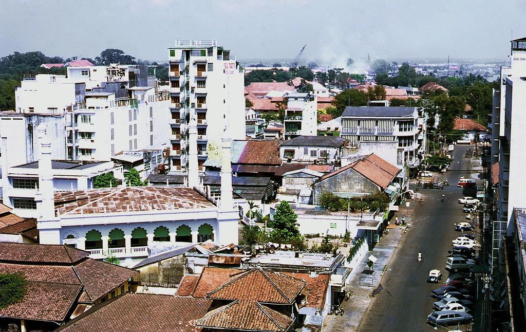 60 tấm ảnh màu đẹp nhất của đường phố Saigon thập niên 1960-1970 - 21