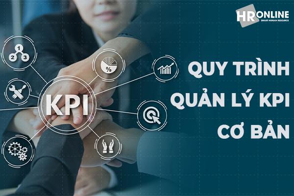 Quy trình quản lý KPI cơ bản