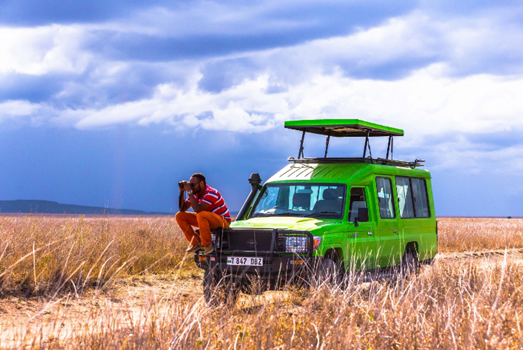 Safari tour in Tanzania - the best adventure ever