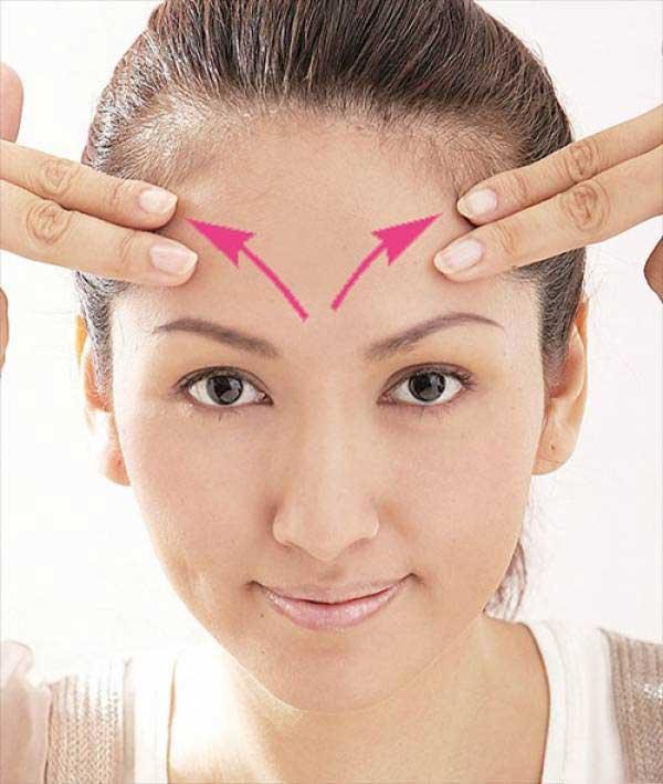 Hướng dẫn bài tập nâng cơ mặt chống chảy xệ đơn giản mà vô cùng hiệu quả