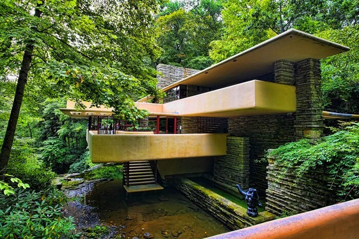 Fallingwater yas acres