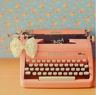 macchina da scrivere usata