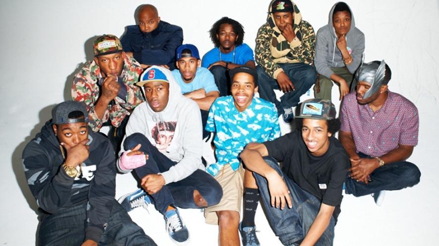 Odd Future Members (#335118) - HD Wallpaper & Backgrounds Download