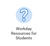 Workday resources for students