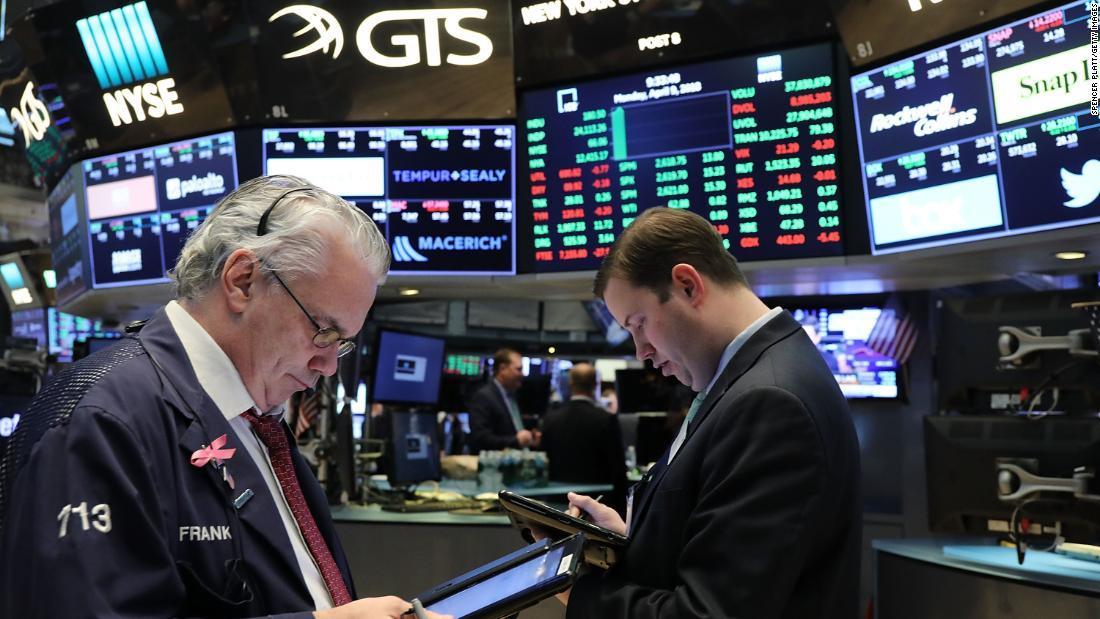 Stock market today: Latest news - CNN