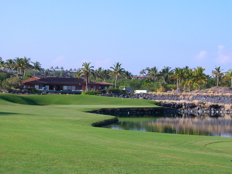 Image result for Hualalai Golf Club