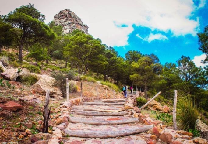 L'ascension du mont Gourougou./Ph.DR