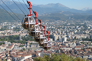 Rental investment in Grenoble
