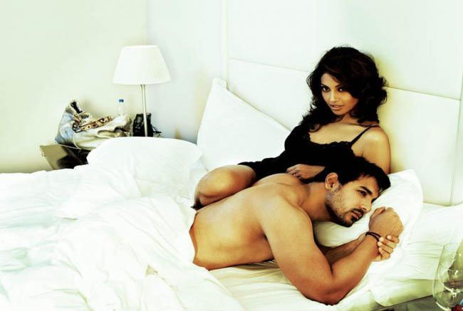 John Abraham, probably the most adored boyfriend of Bips.