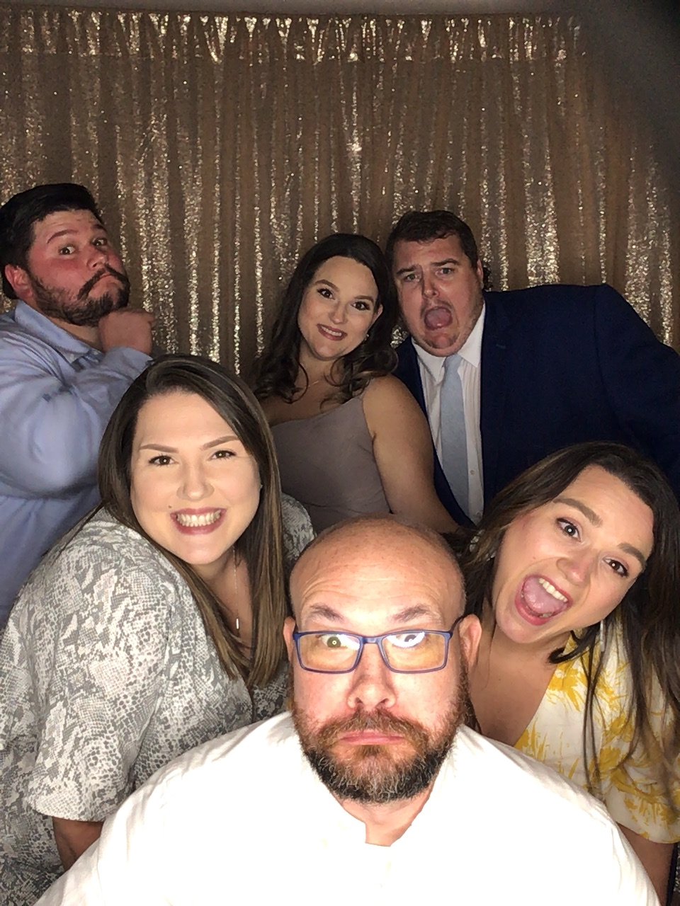 Photo Booth Pose - Silly Faces