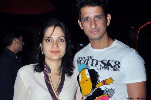 Sharman Joshi and Prerna Chopra