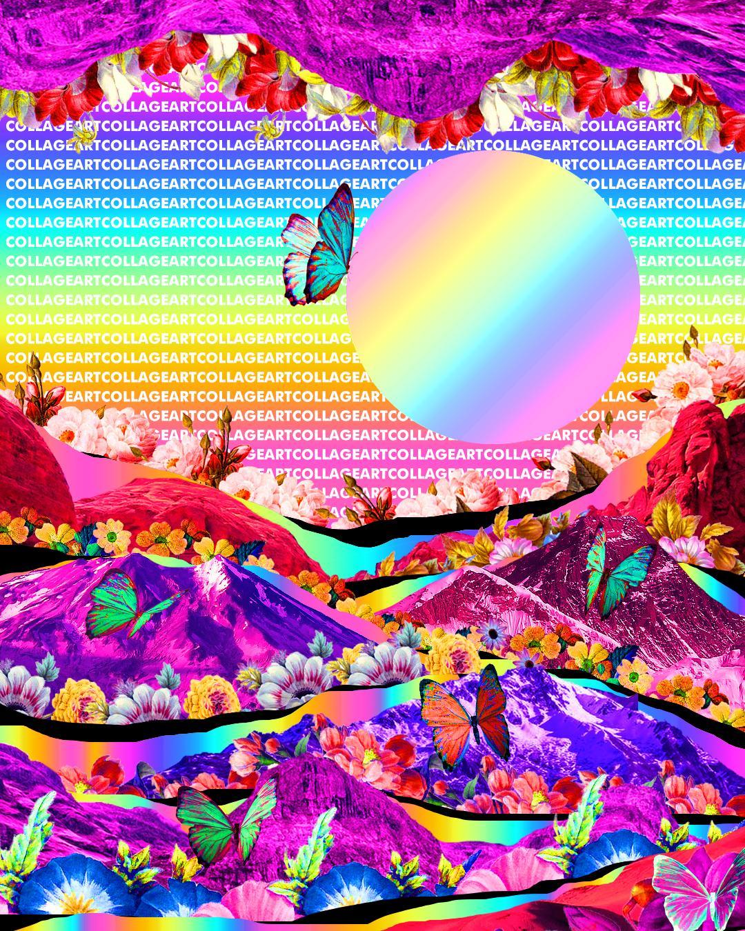 bright digital art