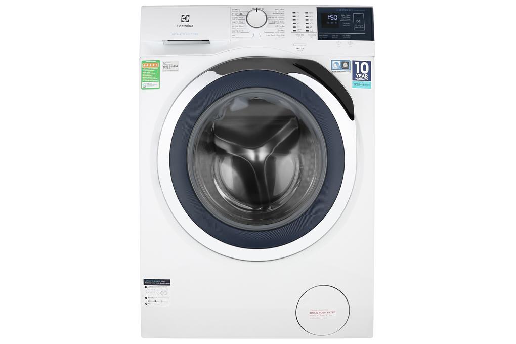 Máy giặt sấy khô Electrolux Inverter EWW8023AEWA chức năng khóa an toàn bảo vệ trẻ em
