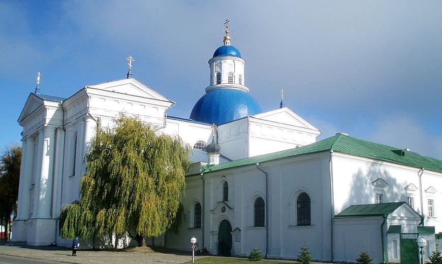 Достопримечательности Беларуси: Свято-Успенский монастырь