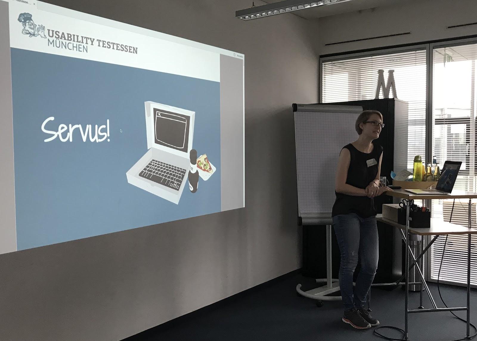 Einführung Usability Testessen