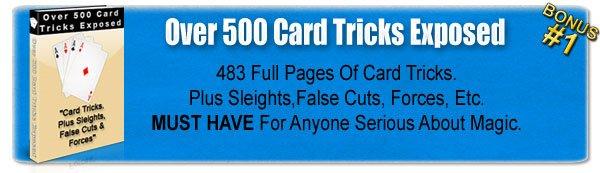magic tricks bonus 1