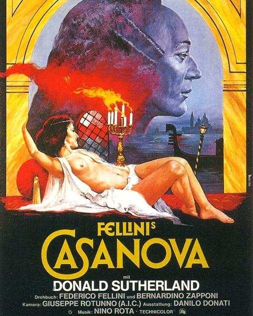 Casanova (1976, Federico Fellini)