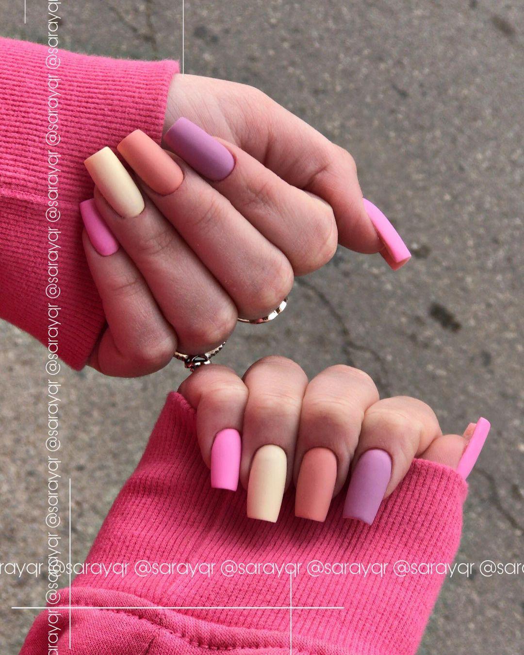 Tendencias en diseños de uñas