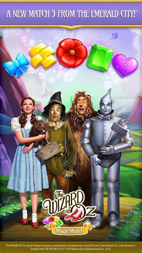 The Wizard of Oz Magic Match 3- screenshot thumbnail