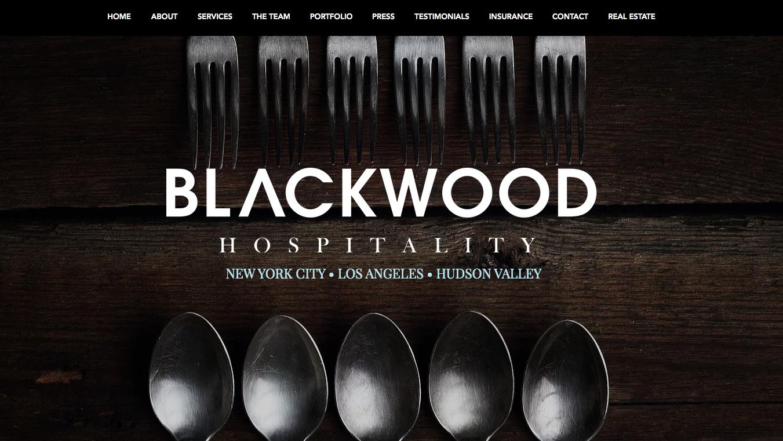 Blackwood Hospitality logo
