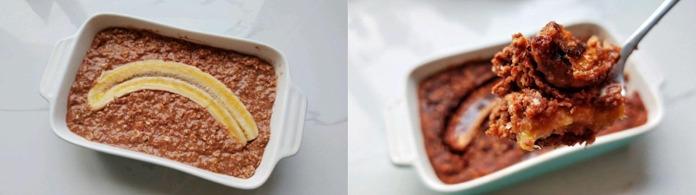 Thèm bánh mà nơm nớp lo tăng cân thì phải làm ngay món bánh chuối yến mạch xốp mềm này thôi các chị ơi! - Ảnh 5.