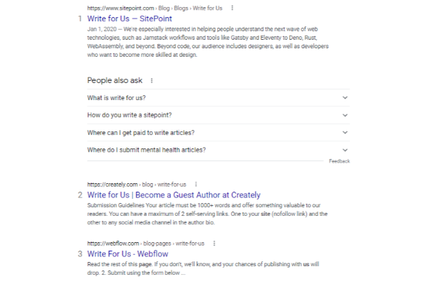 examples of spammy guest posting opportunities for seo marketing