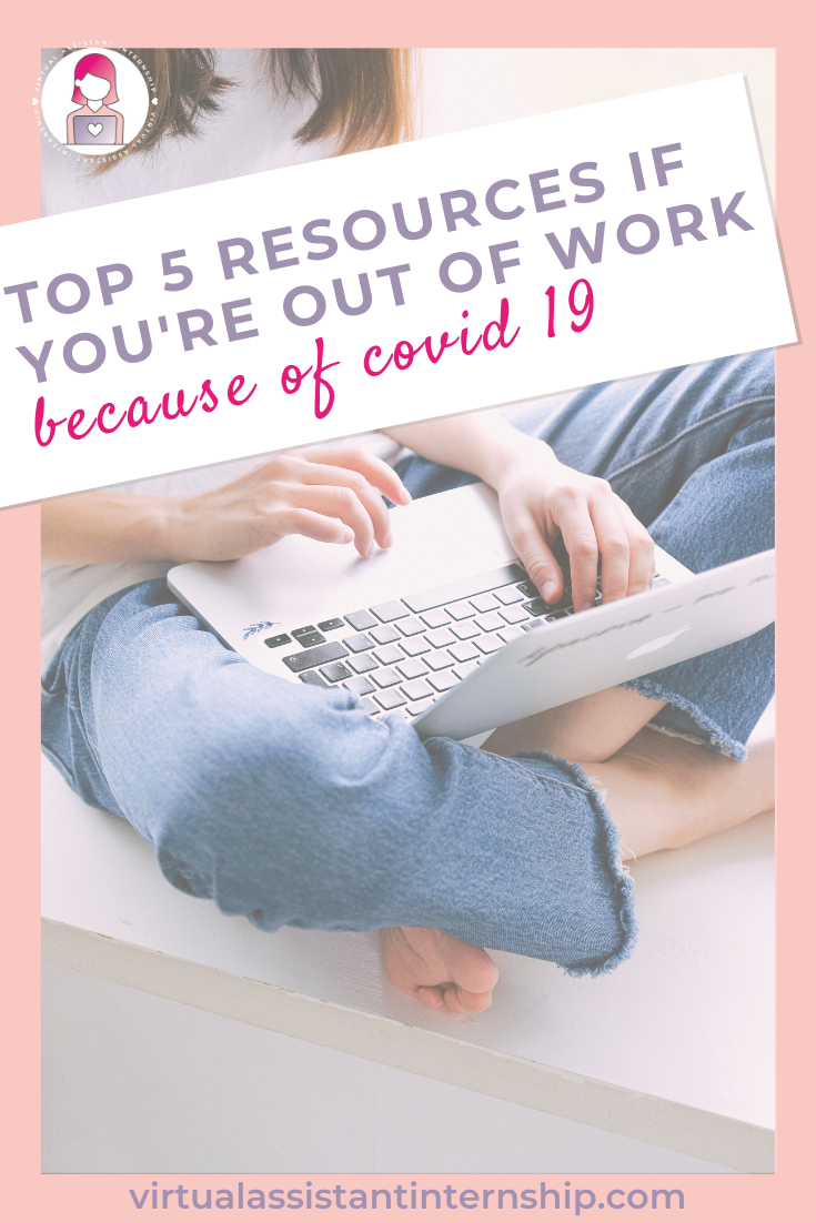 Resources out of work