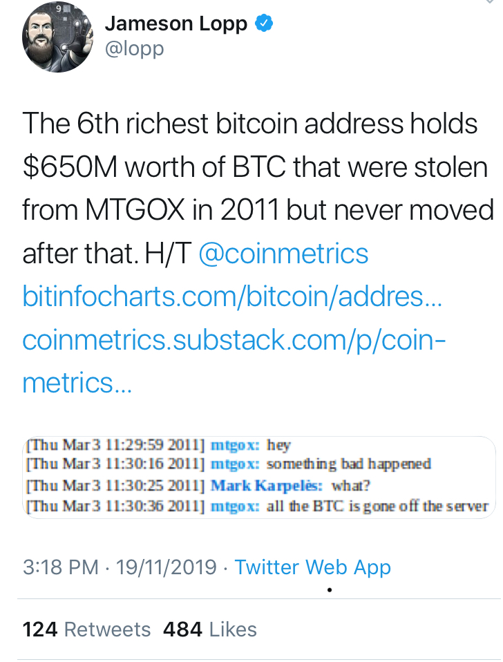 bitcoin exchange wallet addresses