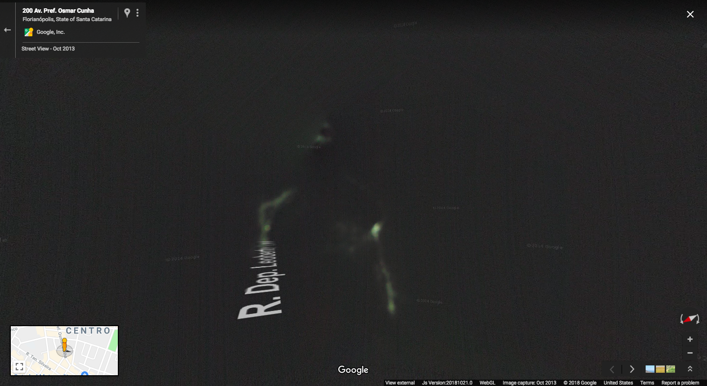 Creepy images on Maps—and why they're actually not that creepy