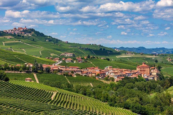 Which are the most beautiful Piedmontese villages