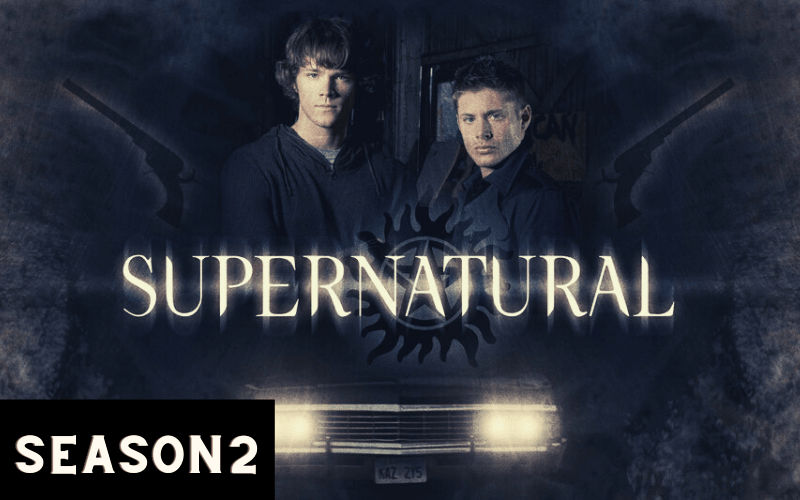index of supernatural season 2