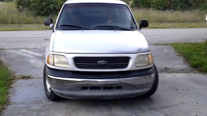 2000 ford f150 factory service manual