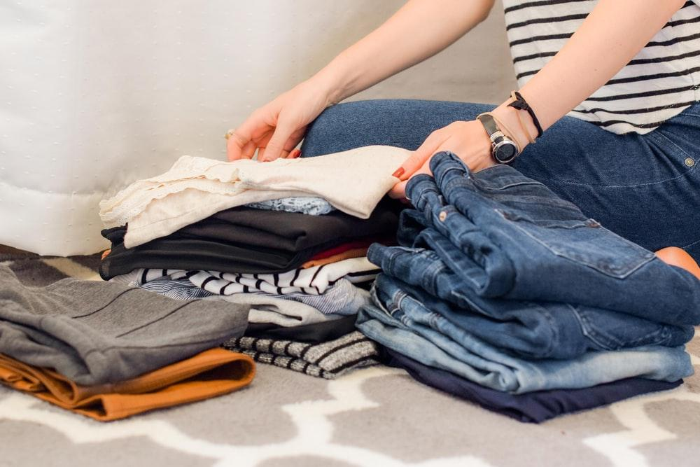 packing clothes tips
