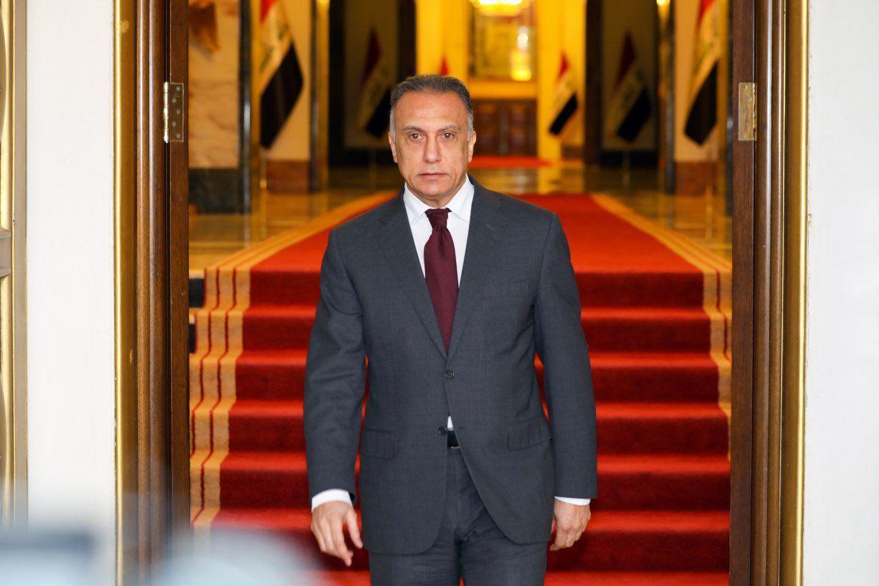 نخست وزير عراق مصطفي الکاظمی روبرو با ایران را آغاز می کند