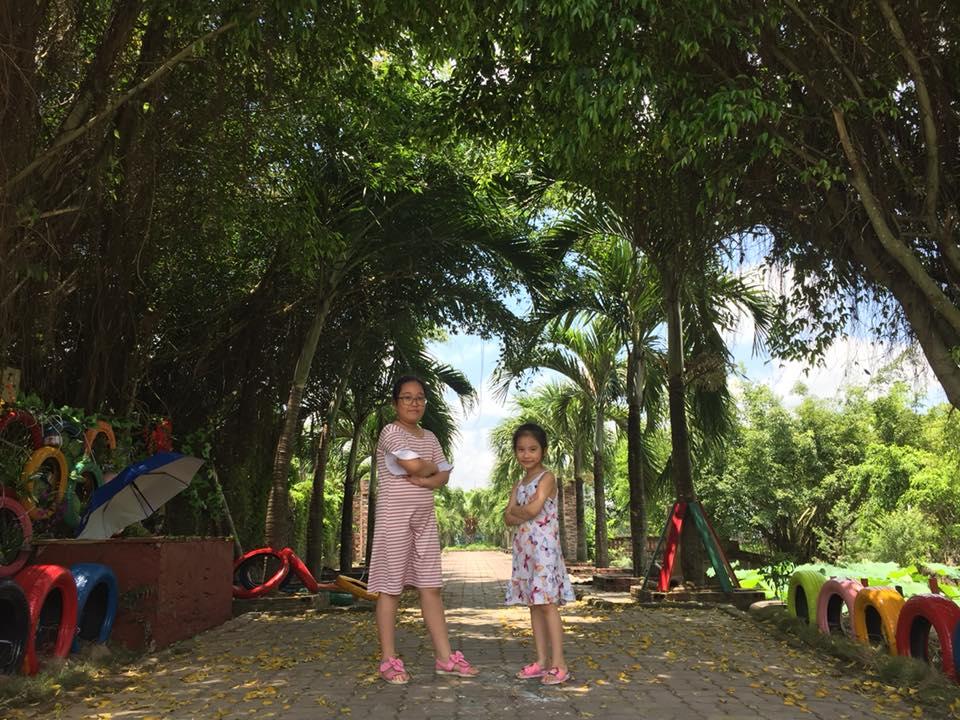 Khu sinh thái Phú Cường Hải Phòng