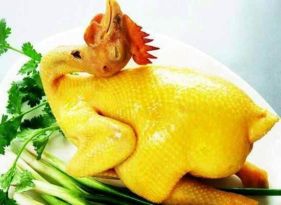 Kết quả hình ảnh cho ý nghĩa gà luộc tết