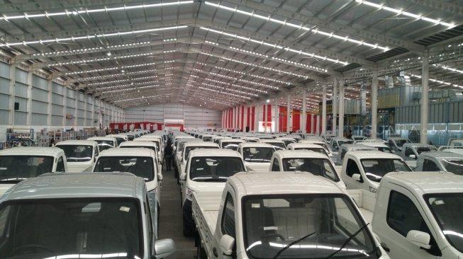 Ganjar Pranowo Siap Gunakan ESEMKA Sebagai Mobil Dinas