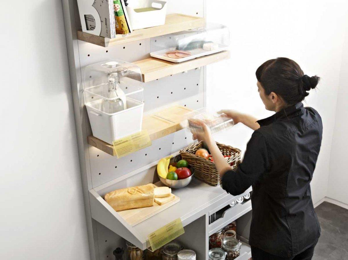 Индукционный холодильник Икеи