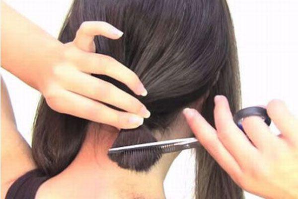 Mơ thấy người ta cắt tóc mình